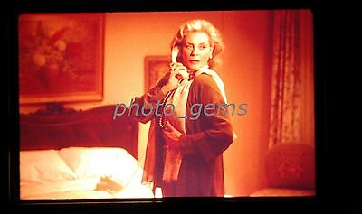Lauran Bacall The Mirror Has Two Faces Original 35mm Color Promo Slide