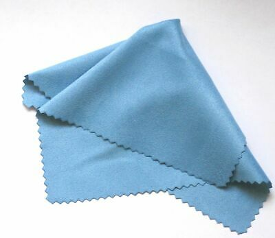 lot of 4 Microfiber Cleaning Cloth for Glasses Camera Lens LCD Screen Cellphone