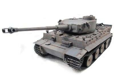 RC Militär Panzer 1:16 Tiger I Full Metal 2,4GHz, lackiert, TRUE Sound