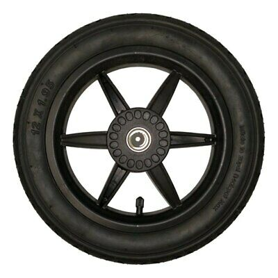 Mountain Buggy Wheels Spare Part - 12inch Complete Rear Wheel - For  Mountain...