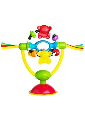 Playgro - High Chair Spinning Toy with suction base. Great for entertaining b...