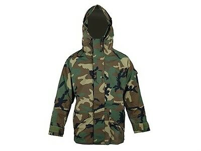 "GEN I ""ECWCS Parka Cold Weather woodland Camouflage"""