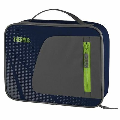 Thermos Radiance Soft Lunch Kit Blue Insulated Cool Lunch Box Bag Cooler School