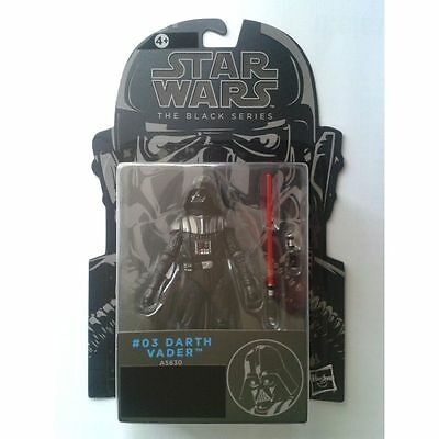 Star Wars Darth Vader  Black Series Bsa03
