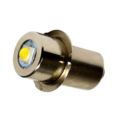 High Power Upgrade Bulb 3W LED 100LM 6-30V for Makita Flashlights A-94502 A94502