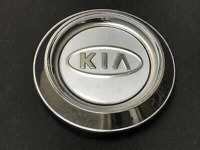 OEM GENUINE WHEEL CENTER HUB CAP SILVER 4PCS for KIA SORENTO 52960-3E110
