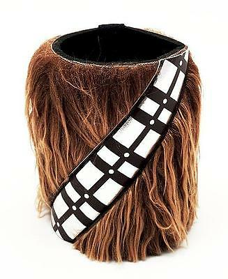 Star Wars Chewbacca Furry Can Cooler Stubby Holder