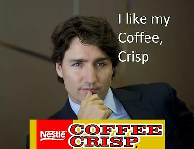 8x50 gram Nestle Coffee Crisp Chocolate Bars. Directly from Canada, eh?!