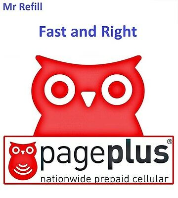 PagePlus $39.95/Month Refill, Unlimited,3.0 GB 4G LTE, fast & right