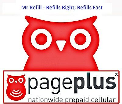 PagePlus $55/Month Refill -- Unlimited Talk/Text/Data, fast & right