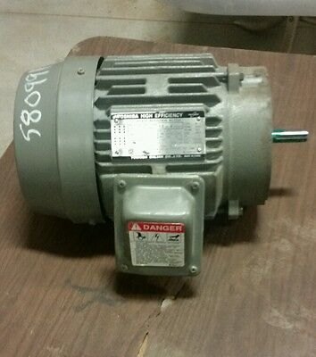 Toshiba High Efficiency1.5 Hp 3 Phase Induction Motor By154Flc2Aoz
