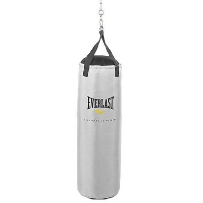Everlast Neverwear Platinum Bag And Single Station Heavy Stand
