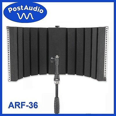 Post Audio ARF-36 NEW Folding Portable Vocal Booth & Reflection Filter with Bag