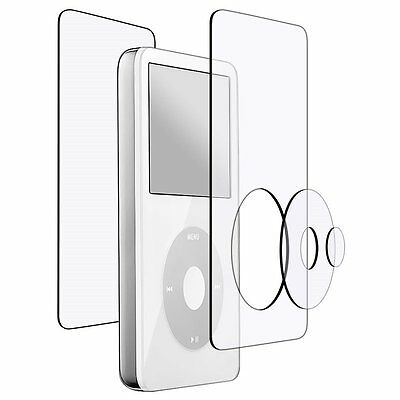 LCD Screen Protector For Apple iPod Video 30GB/60GB / 80GB/U2 Special Edition