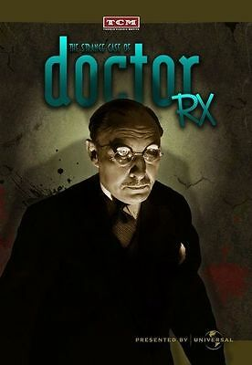 Strange Case of Doctor RX (Patric Knowles) - Region Free DVD - Sealed