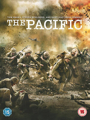 The Pacific: The Complete HBO Series [2010] (DVD)