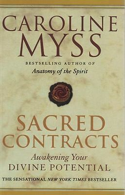 Sacred Contracts by Caroline Myss NEW