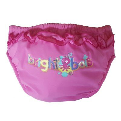 Bright Bots Swim Nappy - Pink with Octopus - Size 1 - UPF50+ which is the max...
