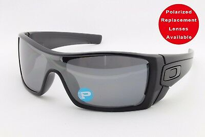 6013894d3d98 Oakley BATWOLF 9101-35 Polarized Sports Surfing Cycling Golf Driving  Sunglasses