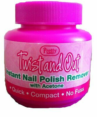 Pretty 55Ml Twist And Out Sponge Pot Nvr - Classic