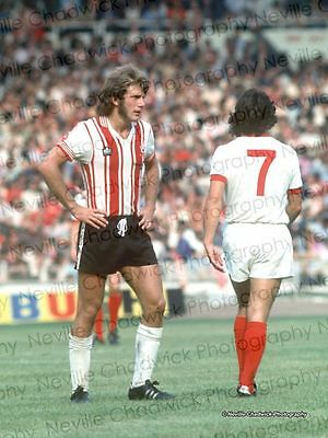 Southampton V Liverpool, 14th August 1976