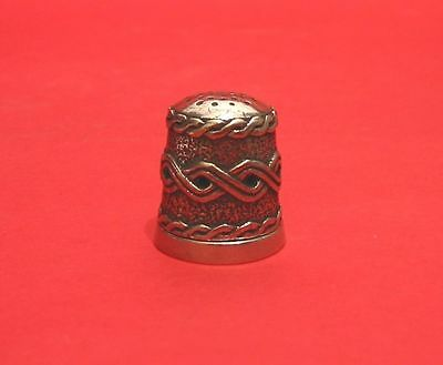 Celtic Aroma Thimble with Heather Fragrance Collectible Thimble