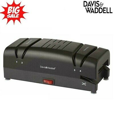 Davis & Waddell Essentials Electric Knife Sharpener D1517