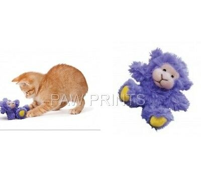 Kong Softies Lamb Cat Kitten Toy With Crinkle Sound & Catnip