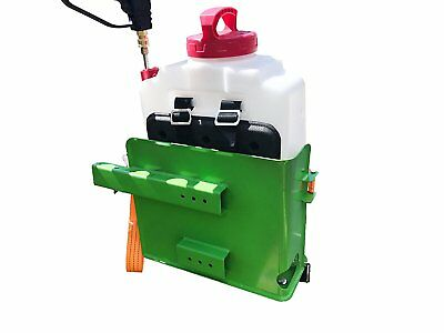 Backpack Sprayer Rack for Open & Enclosed Trailers - XF107