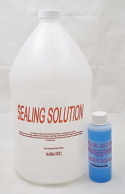 High Performance Concentrate Sealing Solution One 4 Oz.Bottle + Empty Gallon Jug