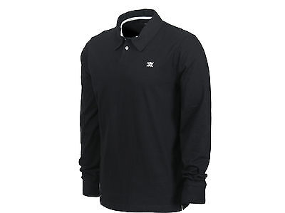 fourstar Pirate Polo LS Shirt X-Large