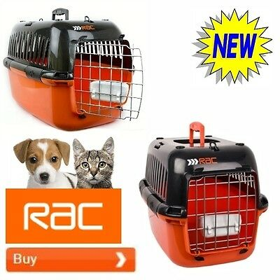 Portable Pet Carrier for Dog Cat Rabbit Puppy Small Animal Travel Transport Cage