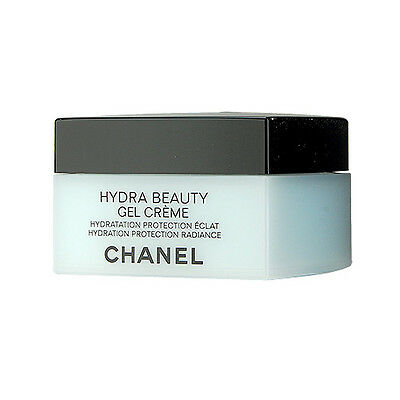 Chanel Hydra Beauty Gel Cream Hydration Protection Restore Radiance 1.7oz,50g