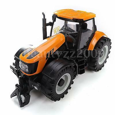 1:32 Scale Model Car Truck Toy Diecast Farmer Vehicle Tractor Toy Gift For Kids