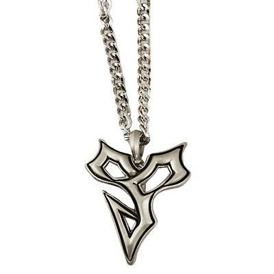 NEW Final Fantasy X10 FF10 Pendant Metal Necklace Cosplay