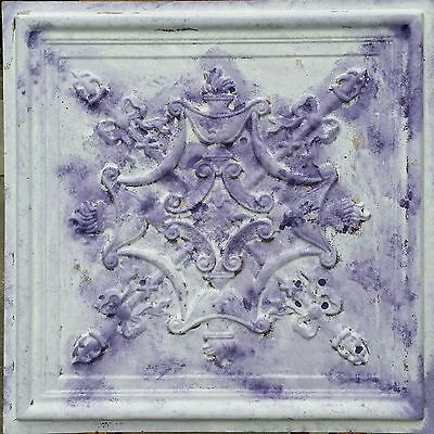 PL07 Faux tin 3D distressed embossed ceiling tiles decor wall panels10tile/lot