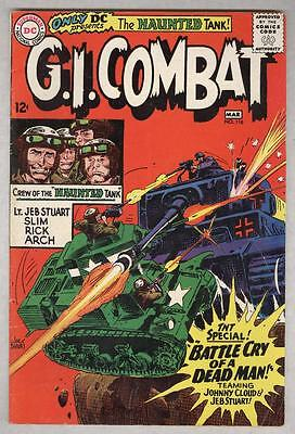 G.I. Combat #116 March 1966 VG