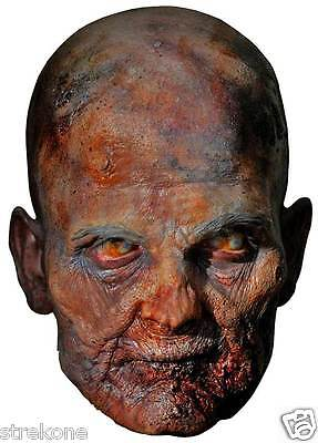 """ZOMBIE of """"The WALKING DEAD"""" - Full HEAD Promo Shot - WindoCling Stick-On Decal"""
