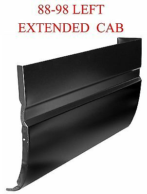 88 98 LEFT Extended Cab Corner Chevy GMC Truck 1.2MM Thick 2 & 3 Door 900-55XL