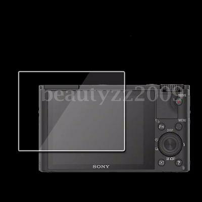 Tempered Glass LCD Screen Protector Guard For Sony RX100 IV III II RX1 RX1R M4