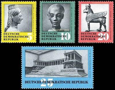 EBS East Germany DDR 1959 Archaeological Treasures Return Michel 742-745 MNH**