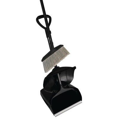 Jantex Lobby Dustpan and Brush Set | Floor Cleaning, Kitchen