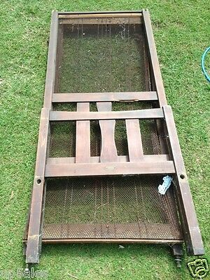Antique single bed pick up woodridge 4114 $40