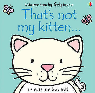 That'S Not My Kitten Board Usborne 9780746071489