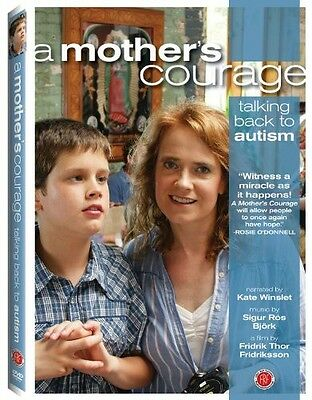 Mother's Courage: Talking Back to Autism (2010, DVD NUEVO) WS (REGION 1)