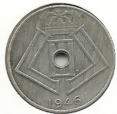 10 cent 1946 vlaams/frans * PRINS KAREL *