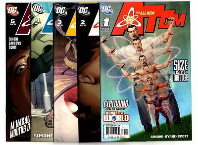 The All New Atom #1-25 (2006-07) DC VF/NM to NM