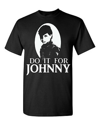 The Outsiders Do it for Johnny T shirt Rockabilly Greaser