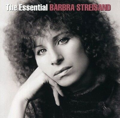 Essential Barbra Streisand - 2 DISC SET - Barbra Streisand (2002, CD NUOVO)