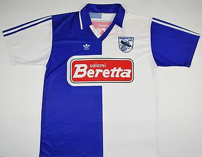 1994-1995 Grasshoppers Zurich Adidas Home Football Shirt (Size L)
